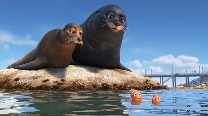 Seals-Nemo-Fish-Finding-Dory